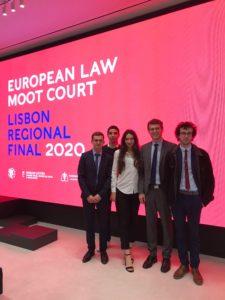 European Law Moot Court – Finale Régionale