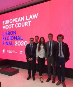 European Law Moot Court – Finale Régionale
